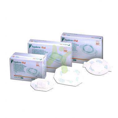 Healthy Medical Company Ltd. | 3M™ Tegaderm™ 透明薄膜膠布加敷墊